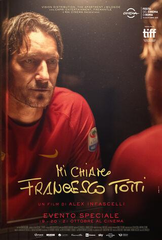 My Name Is Francesco Totti (2020) Main Poster