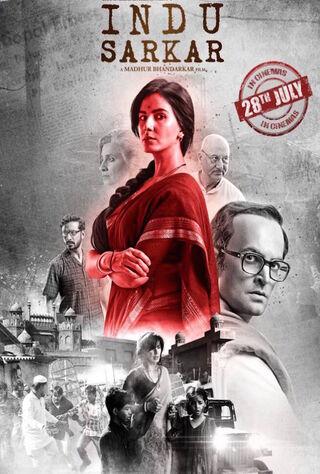 Indu Sarkar (2017) Main Poster