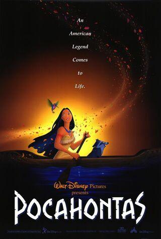 Pocahontas (1995) Main Poster