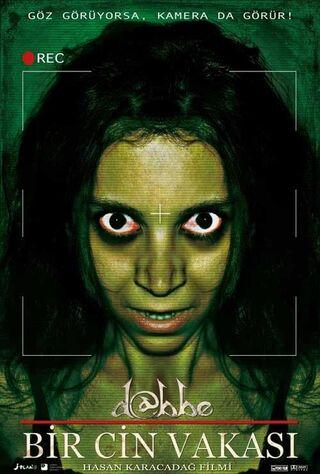 Beddua: The Curse (2018) Main Poster