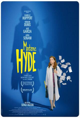 Mrs. Hyde (2018) Main Poster