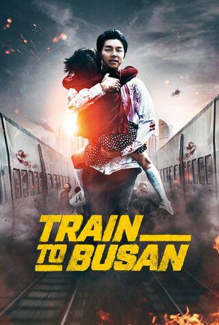 Train To Busan (2016) Main Poster