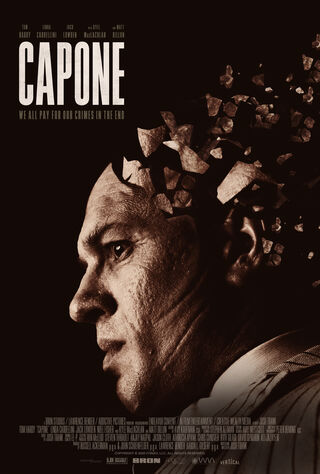 Capone (2020) Main Poster