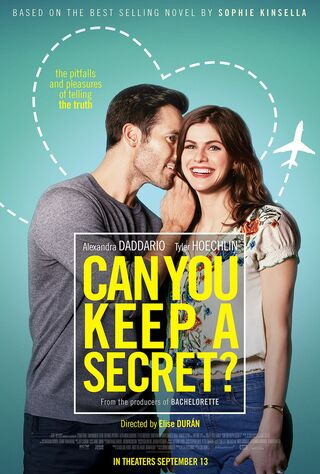 Can You Keep A Secret? (2019) Main Poster