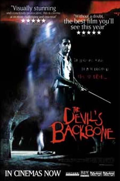 The Devil's Backbone (2001) Main Poster