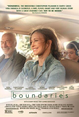 Boundaries (2018) Main Poster