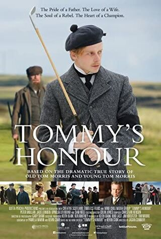 Tommy's Honour (2017) Main Poster