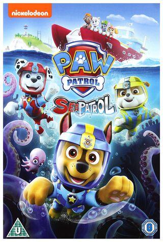 Paw Patrol: Sea Patrol (2018) Main Poster