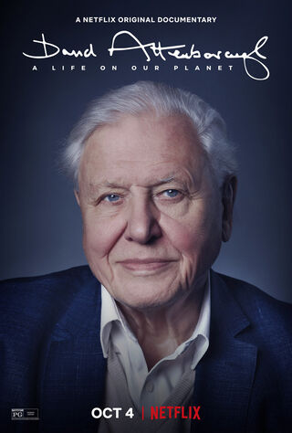 David Attenborough: A Life On Our Planet (2020) Main Poster