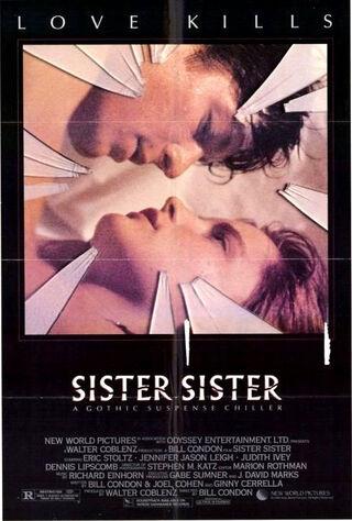 Sister, Sister (1988) Main Poster