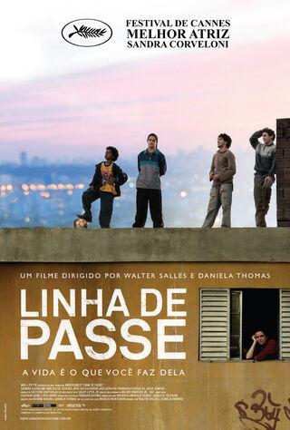 Linha De Passe (2008) Main Poster