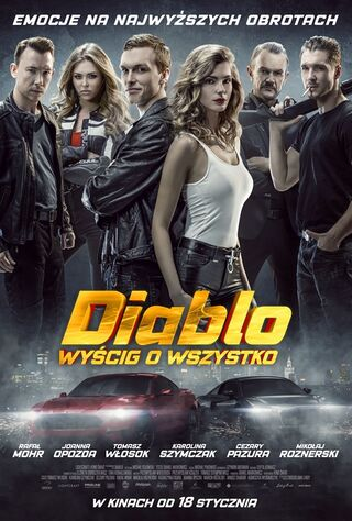 Diablo. The Race For Everything (2020) Main Poster