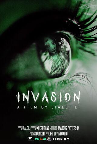 Invasion (2020) Main Poster