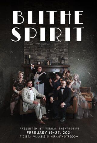 Blithe Spirit (2021) Main Poster