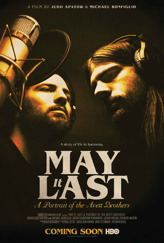May It Last: A Portrait Of The Avett Brothers (2017) Main Poster