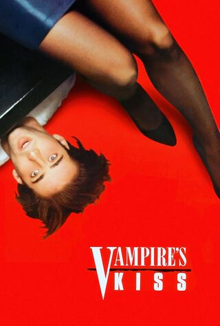 Vampire's Kiss (1989) Main Poster