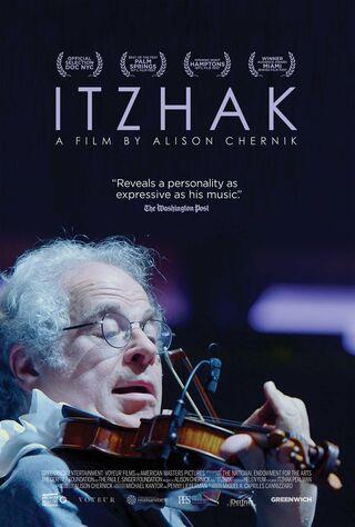 Itzhak (2018) Main Poster