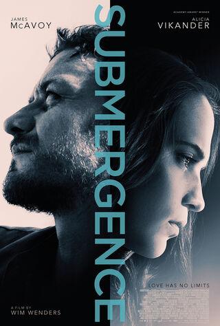 Submergence (2018) Main Poster