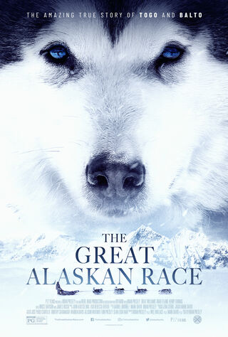 The Great Alaskan Race (2019) Main Poster