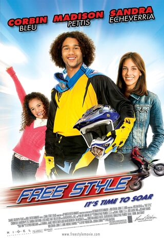 Free Style (2008) Main Poster