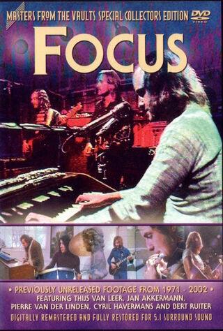 Focus (2002) Main Poster