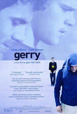 Gerry (2002) Main Poster