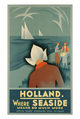 Holland: Natuur In De Delta (2015) Main Poster