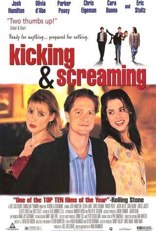 Kicking And Screaming (1995) Main Poster