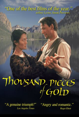 Thousand Pieces Of Gold (1991) Main Poster