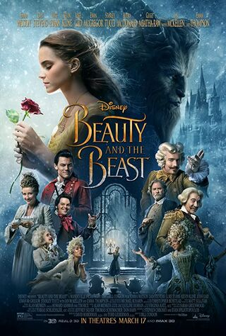 Beauty and the Beast (2017) Main Poster