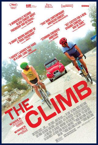 The Climb (2020) Main Poster