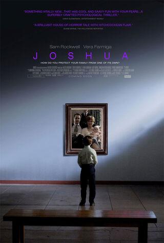 Joshua (2007) Main Poster