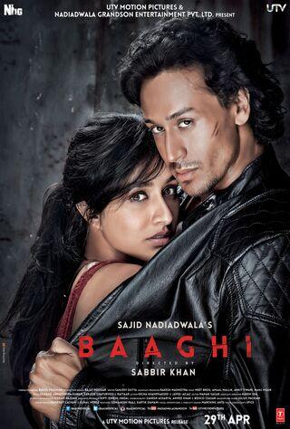 Baaghi (2016) Main Poster