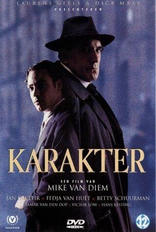 Character (1998) Main Poster