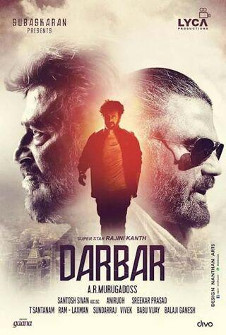 Darbar (2020) Main Poster