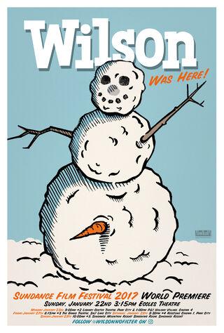 Wilson (2017) Main Poster