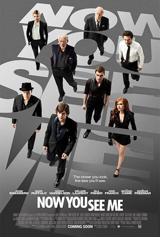 Now You See Me (2013) Main Poster