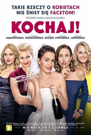 Kochaj! (2016) Main Poster