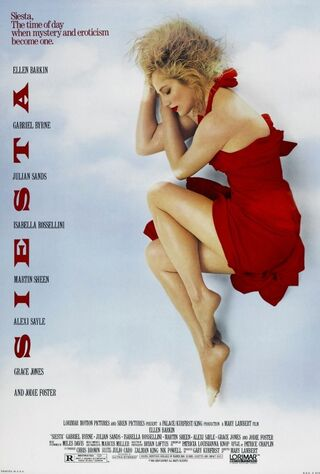 Siesta (1987) Main Poster
