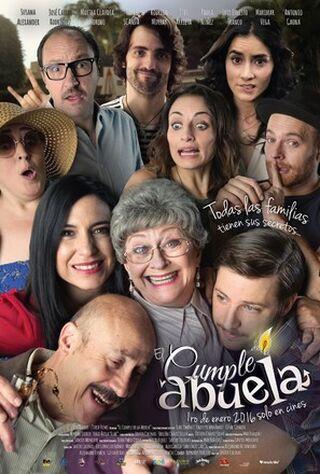 El Cumple De La Abuela (2016) Main Poster