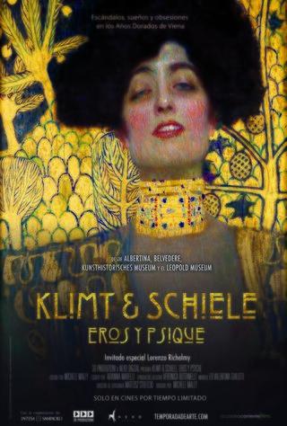 Klimt & Schiele: Eros And Psyche (2018) Main Poster