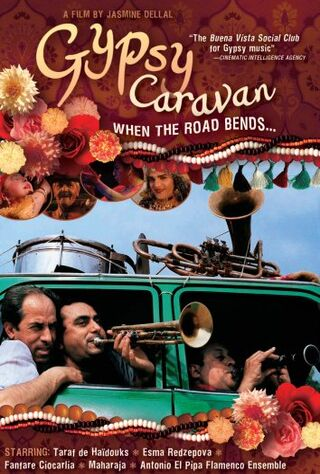 When The Road Bends... Tales Of A Gypsy Caravan (2007) Main Poster