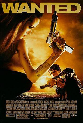 Wanted (2008) Main Poster