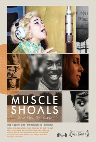 Muscle Shoals (2013) Main Poster