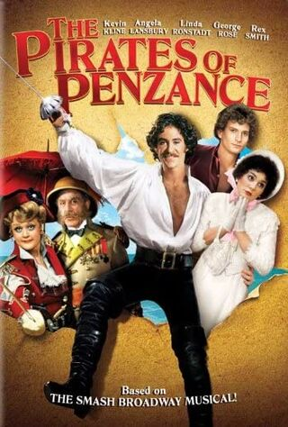 The Pirates Of Penzance (1983) Main Poster