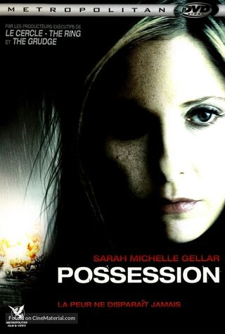 Possession (2009) Main Poster