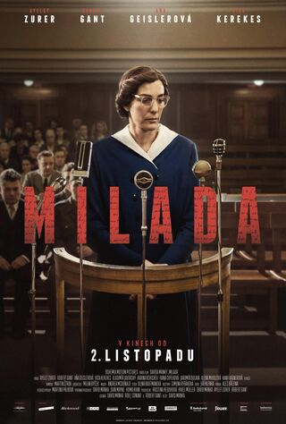 Milada (2017) Main Poster