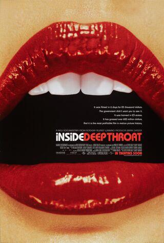 Inside Deep Throat (2005) Main Poster