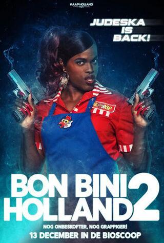 Bon Bini: Judeska In Da House (2020) Main Poster