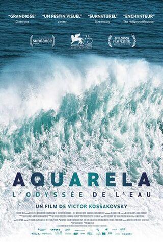 Aquarela (2019) Main Poster